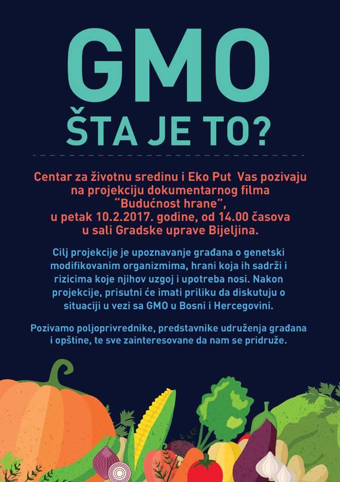 GMO-poster